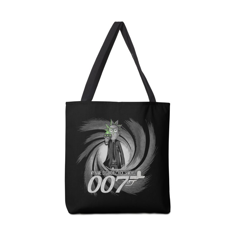 00Rick Accessories Tote Bag Bag by Red Bug's Artist Shop