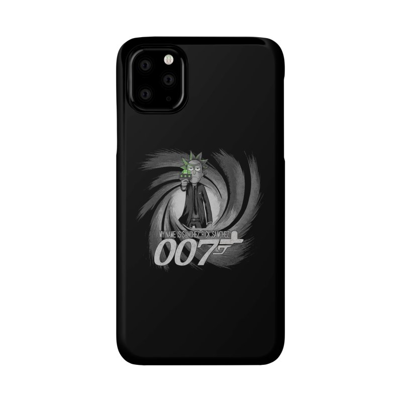00Rick Accessories Phone Case by Red Bug's Artist Shop