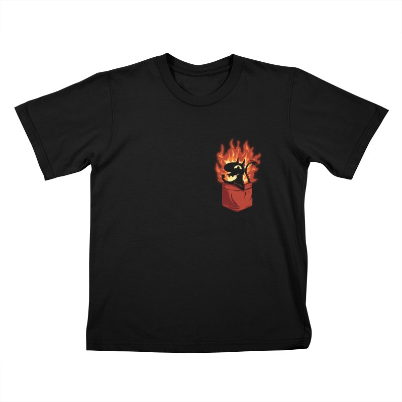 Do It! Kids T-Shirt by Red Bug's Artist Shop