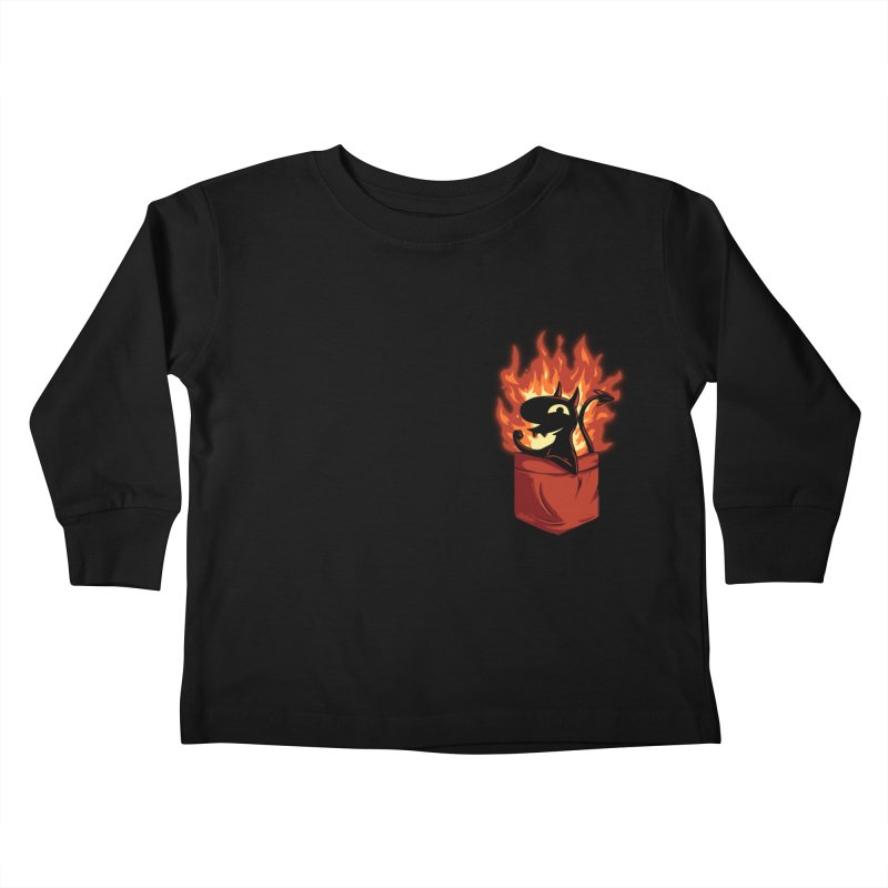 Do It! Kids Toddler Longsleeve T-Shirt by Red Bug's Artist Shop