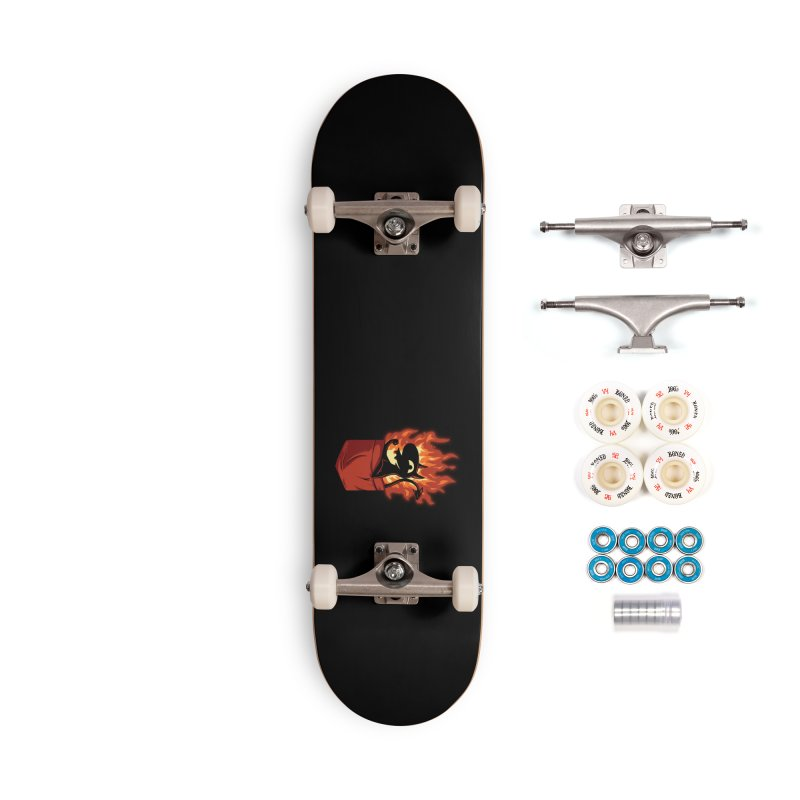 Do It! Accessories Complete - Premium Skateboard by Red Bug's Artist Shop