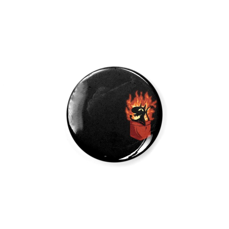 Do It! Accessories Button by Red Bug's Artist Shop