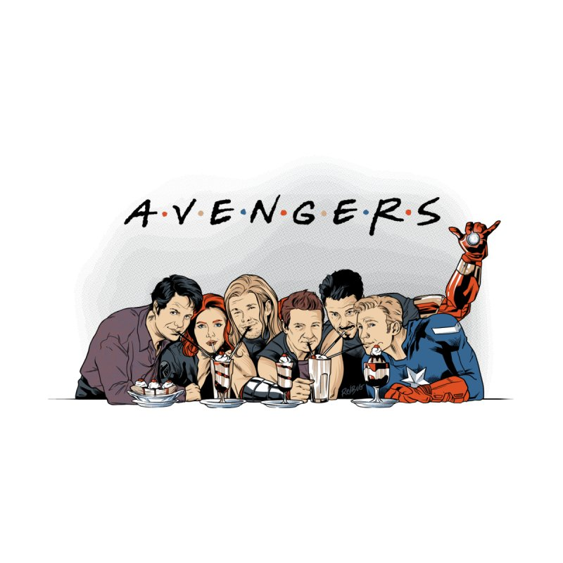 Avengers by Red Bug's Artist Shop