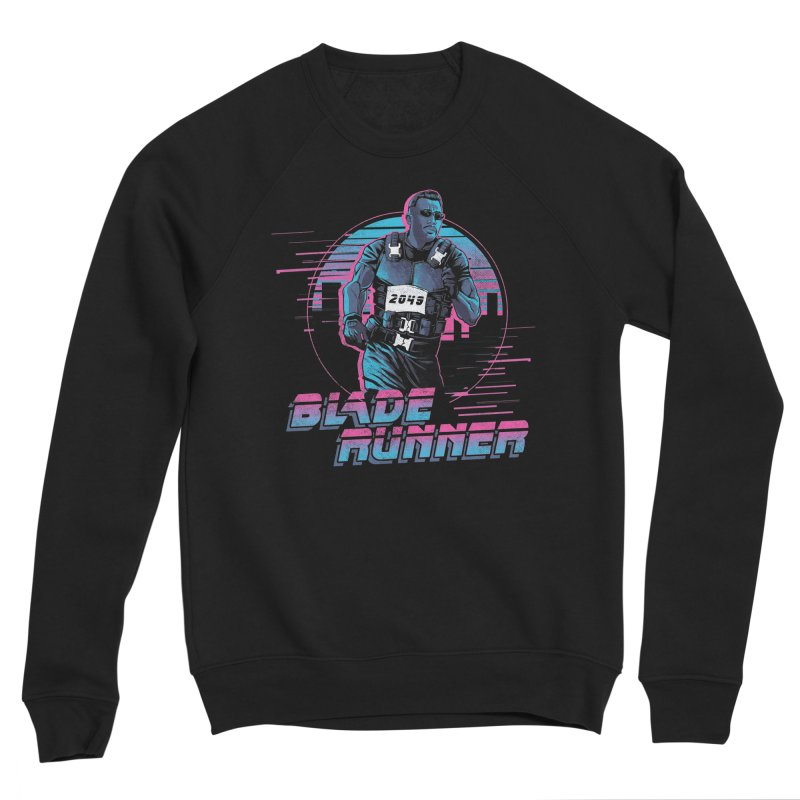 Blade Runner Women's Sponge Fleece Sweatshirt by Red Bug's Artist Shop