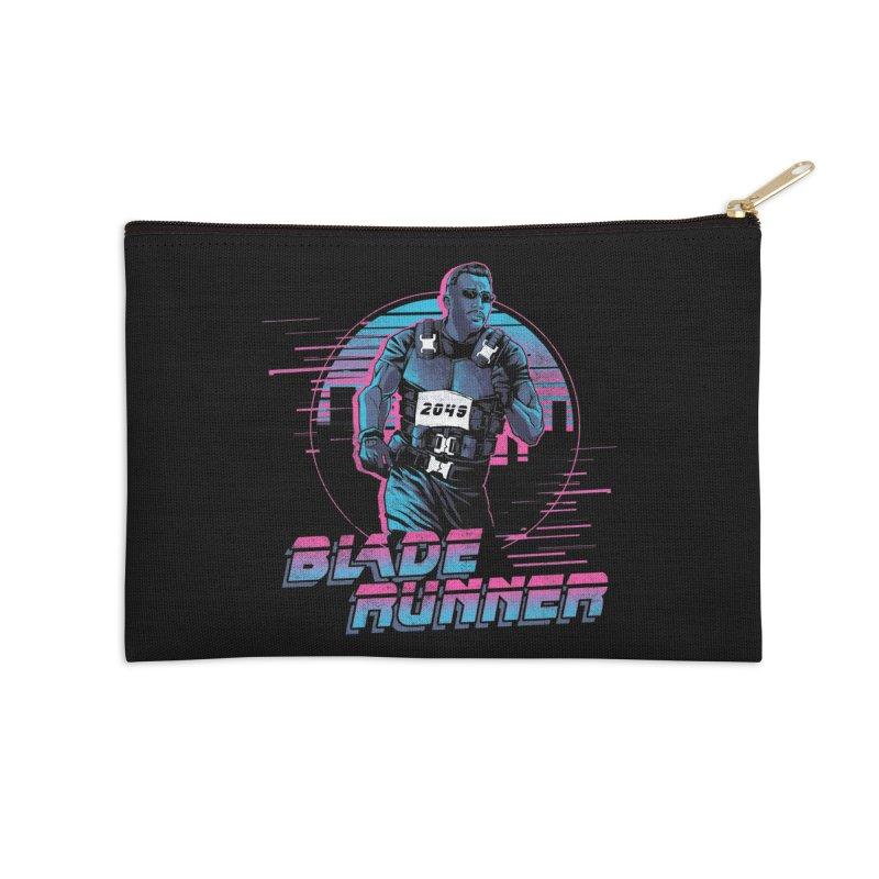 Blade Runner Accessories Zip Pouch by Red Bug's Artist Shop