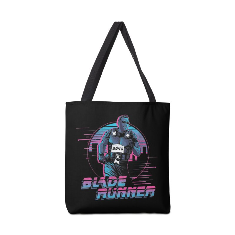Blade Runner Accessories Tote Bag Bag by Red Bug's Artist Shop