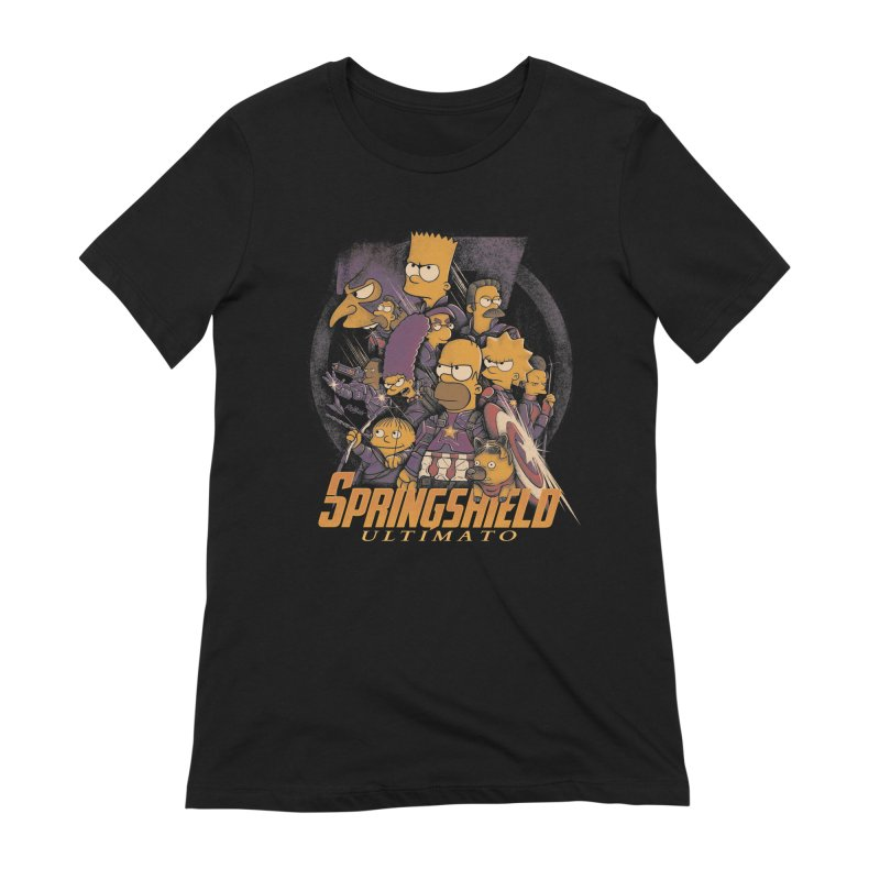 Springshield Women's Extra Soft T-Shirt by Red Bug's Artist Shop