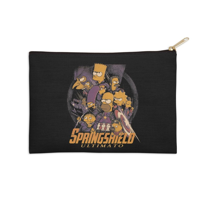 Springshield Accessories Zip Pouch by Red Bug's Artist Shop