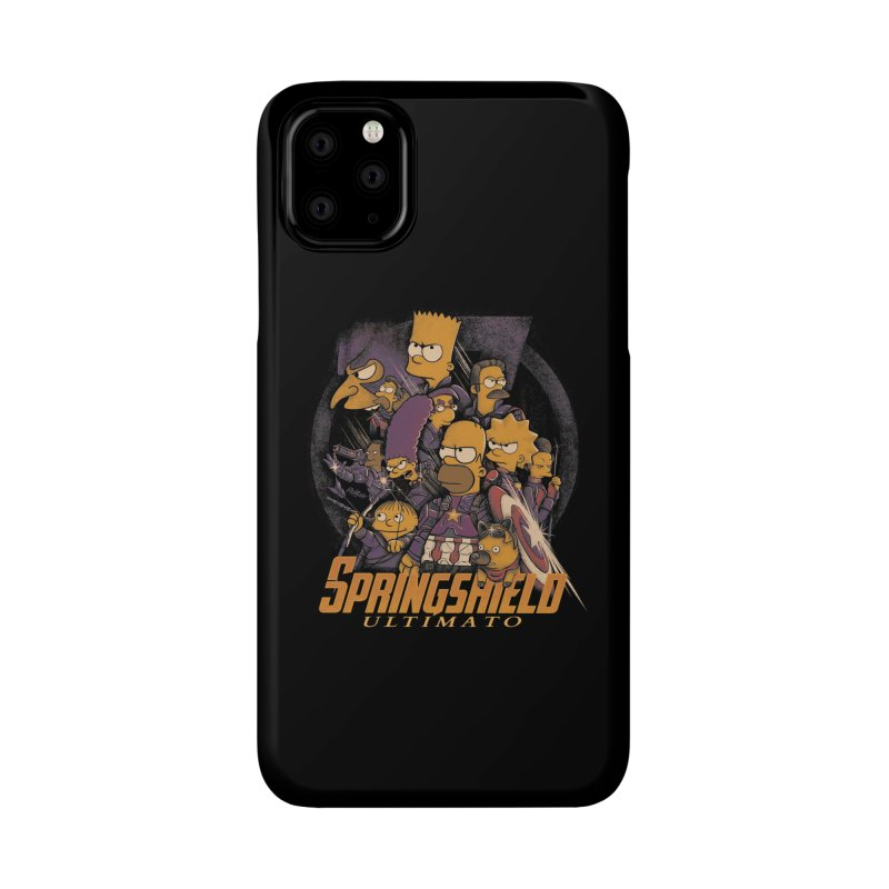 Springshield Accessories Phone Case by Red Bug's Artist Shop