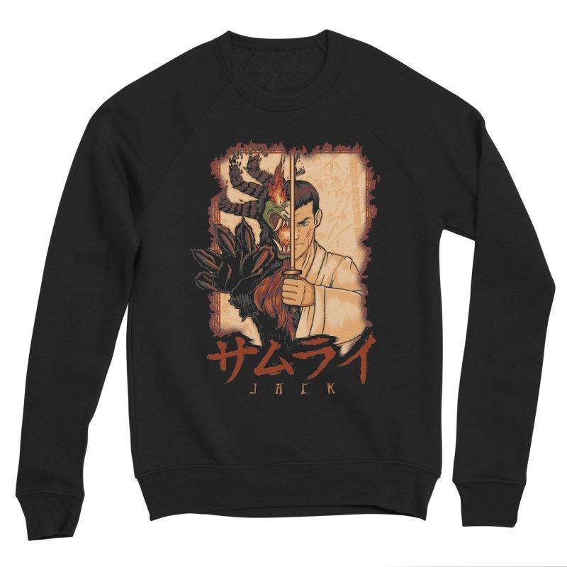 Samurai X Aku Men's Sponge Fleece Sweatshirt by Red Bug's Artist Shop