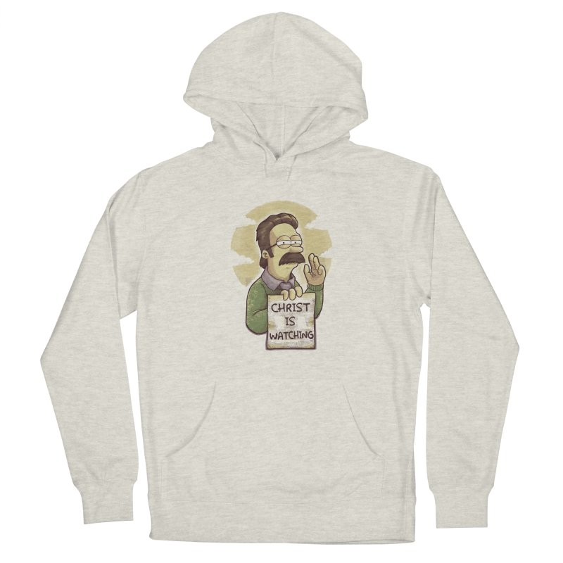 The messenger Women's Pullover Hoody by Red Bug's Artist Shop