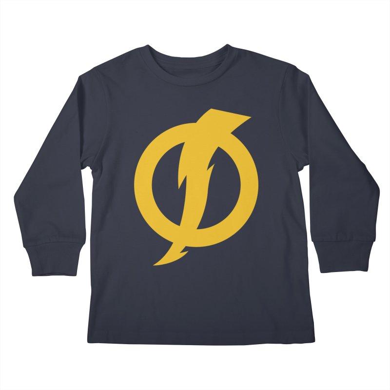 Super Choque Kids Longsleeve T-Shirt by Red Bug's Artist Shop