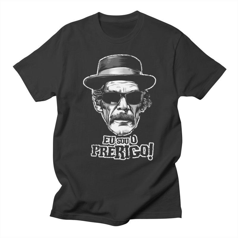 O Prerigo in Men's Regular T-Shirt Smoke by Red Bug's Artist Shop