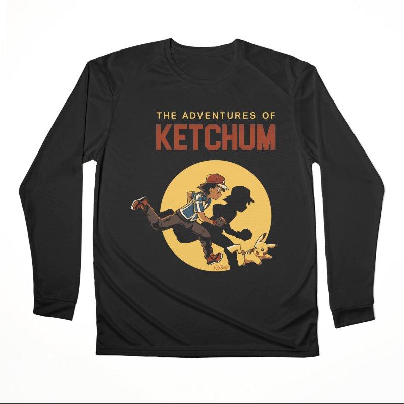 As Aventuras de Ash Women's Longsleeve T-Shirt by Red Bug's Artist Shop