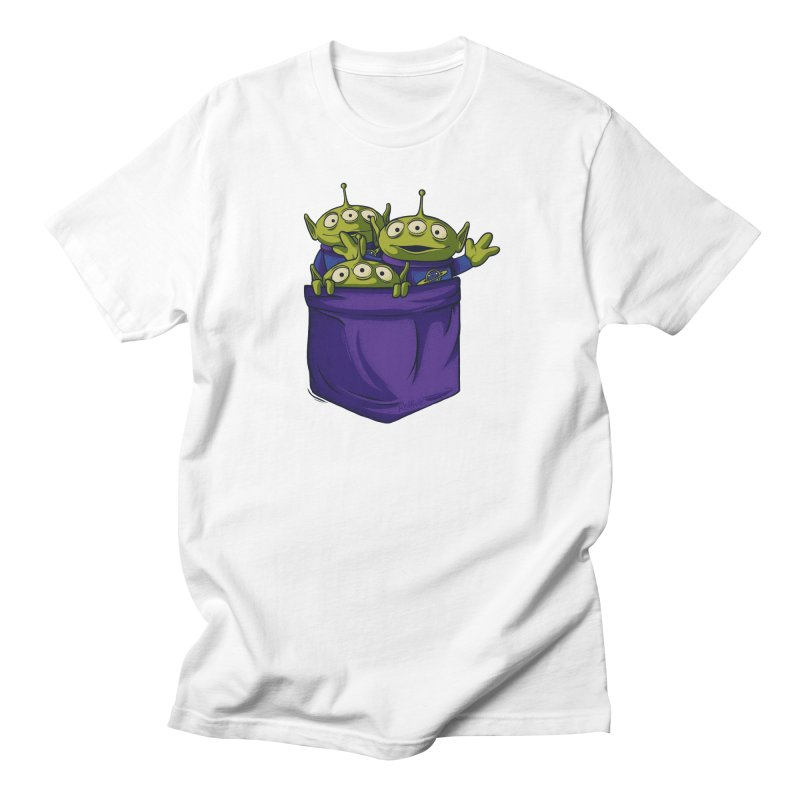E.T de Bolso Men's T-Shirt by Red Bug's Artist Shop