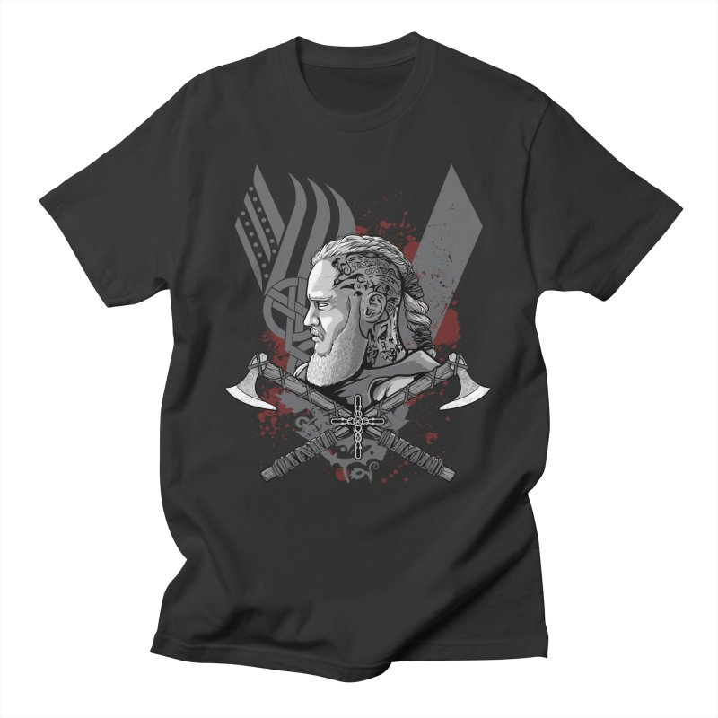 Ragnar Men's T-Shirt by Red Bug's Artist Shop