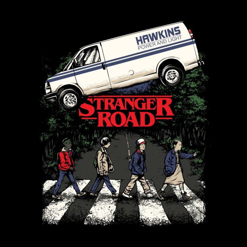 Stranger Road Women's T-Shirt by Red Bug's Artist Shop
