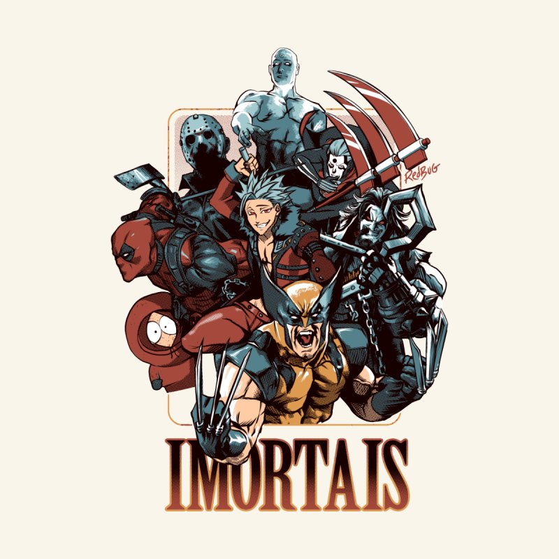 Imortais Men's Tank by Red Bug's Artist Shop
