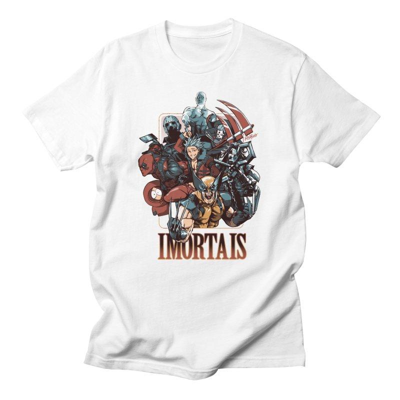 Imortais Men's T-Shirt by Red Bug's Artist Shop