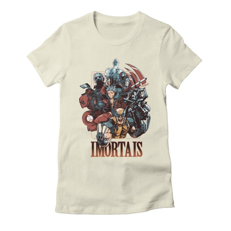 Imortais Women's T-Shirt by Red Bug's Artist Shop