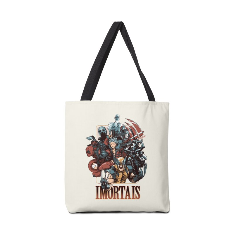 Imortais Accessories Bag by Red Bug's Artist Shop