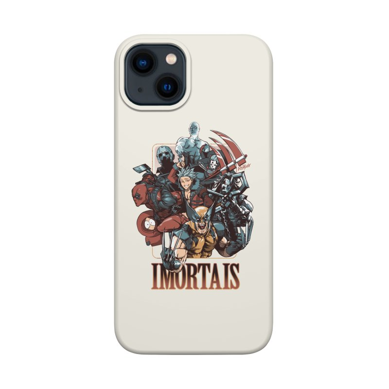 Imortais Accessories Phone Case by Red Bug's Artist Shop