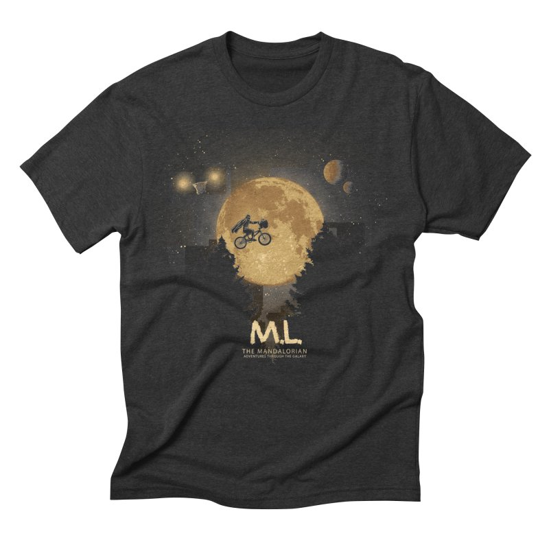 M.L. Men's T-Shirt by Red Bug's Artist Shop