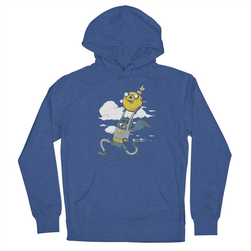 Adventure Bomb Men's Pullover Hoody by Red Bug's Artist Shop