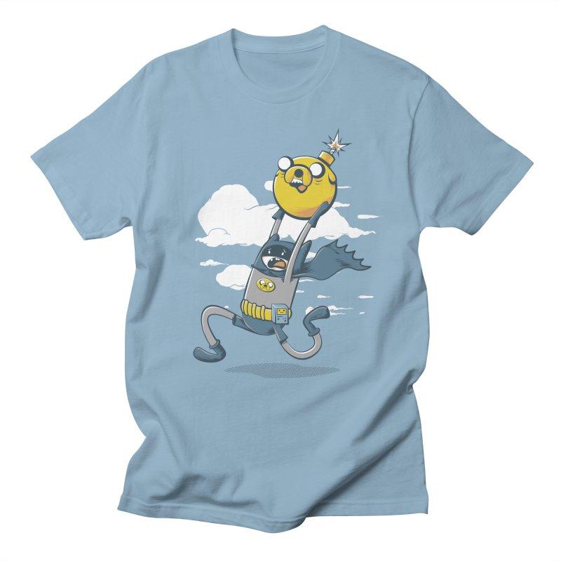 Adventure Bomb Men's T-Shirt by Red Bug's Artist Shop