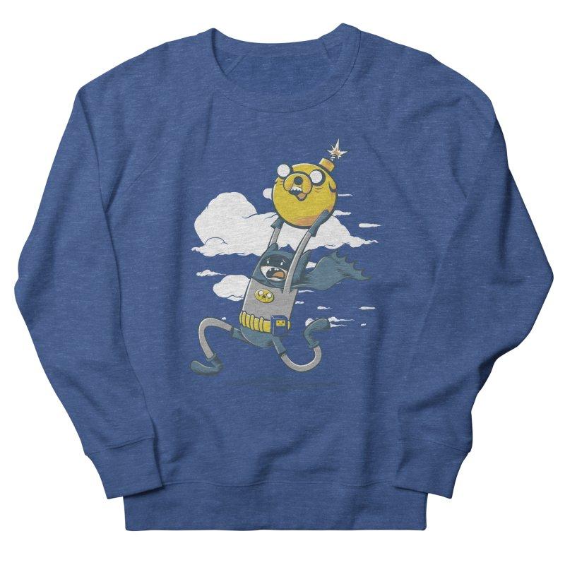 Adventure Bomb Men's Sweatshirt by Red Bug's Artist Shop