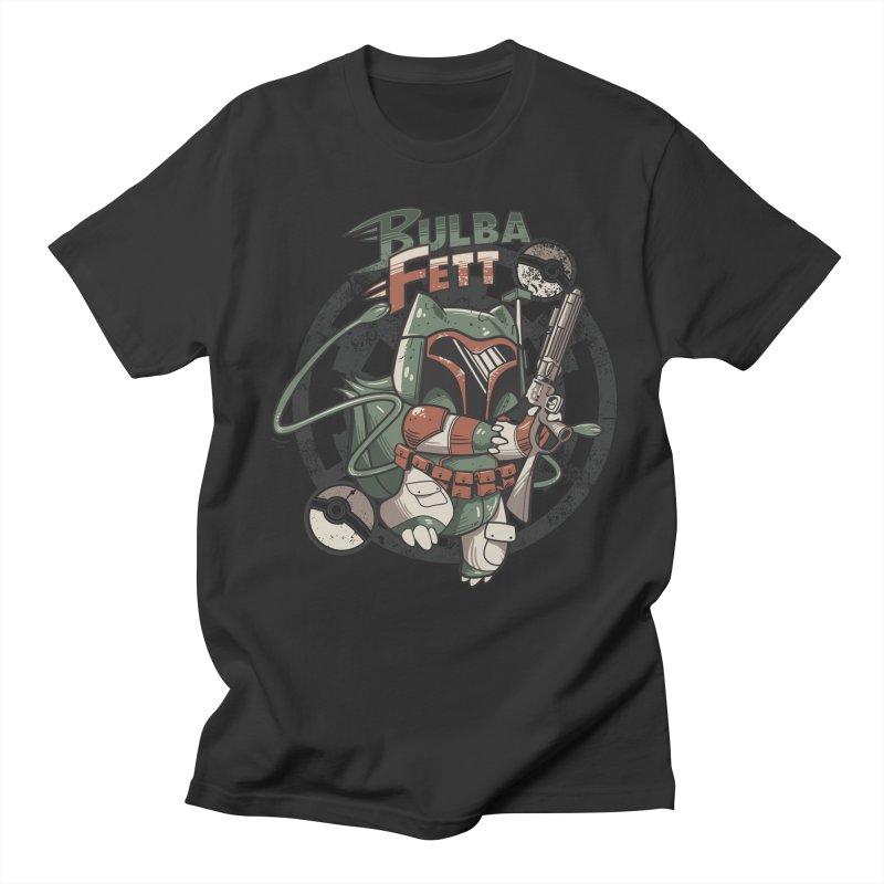 BulbaFett in Men's Regular T-Shirt Smoke by Red Bug's Artist Shop