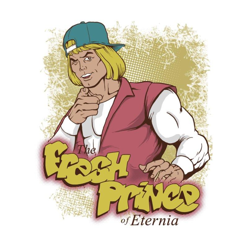 Fresh Prince Men's T-Shirt by Red Bug's Artist Shop
