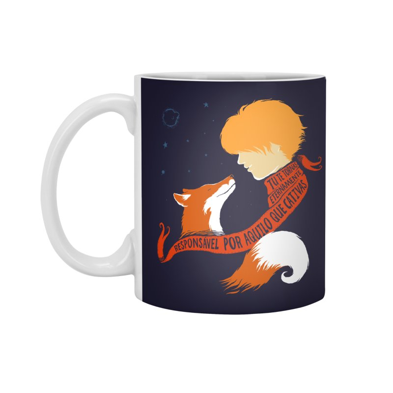 Pequeno Príncipe Accessories Mug by Red Bug's Artist Shop