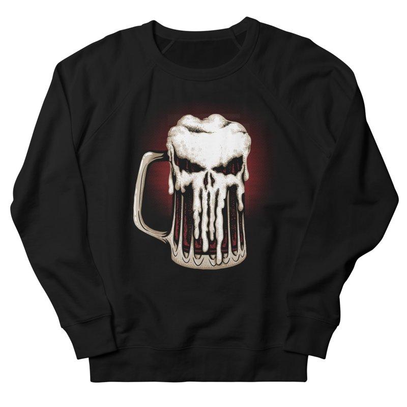 Punisher Beer Men's Sweatshirt by Red Bug's Artist Shop