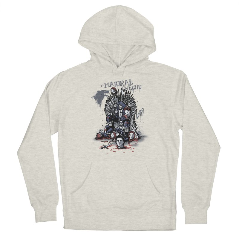 The Czarnian Men's Pullover Hoody by Red Bug's Artist Shop