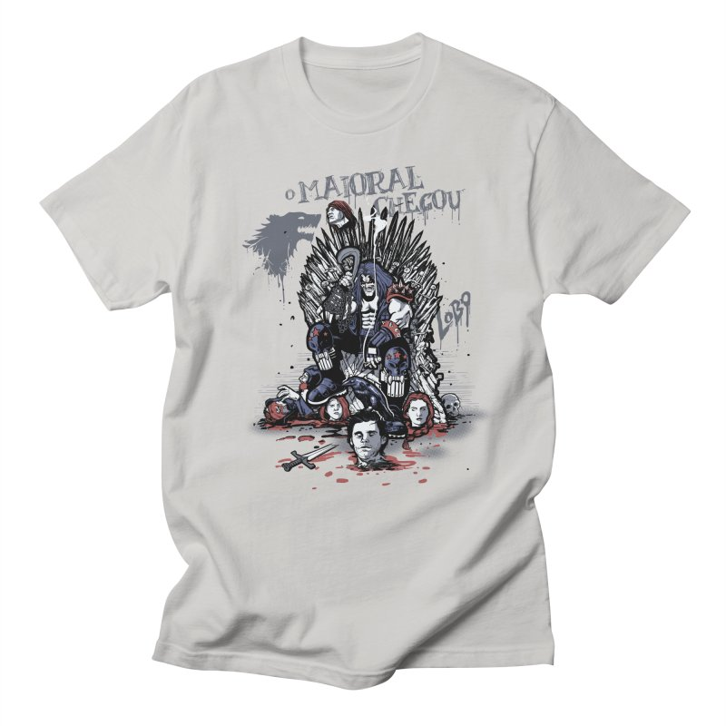 The Czarnian Men's T-Shirt by Red Bug's Artist Shop