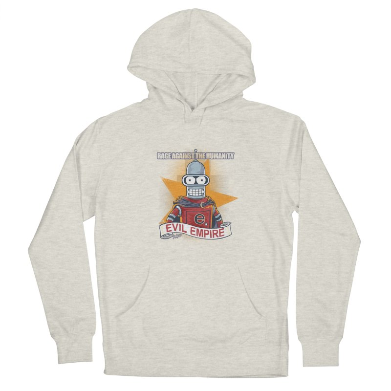 Rage Against the Humanity Women's Pullover Hoody by Red Bug's Artist Shop