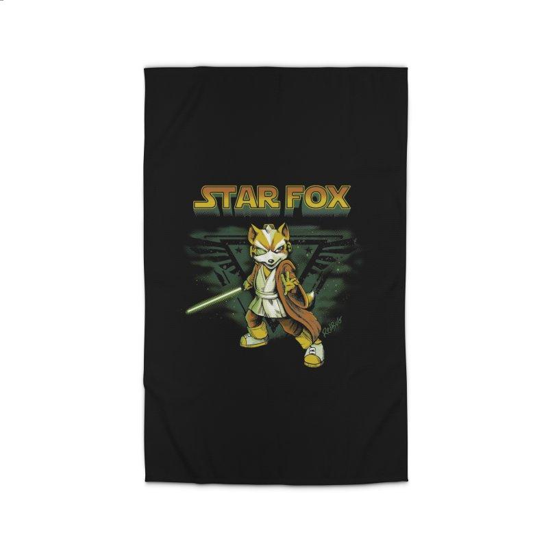 Starfox Home Rug by Red Bug's Artist Shop