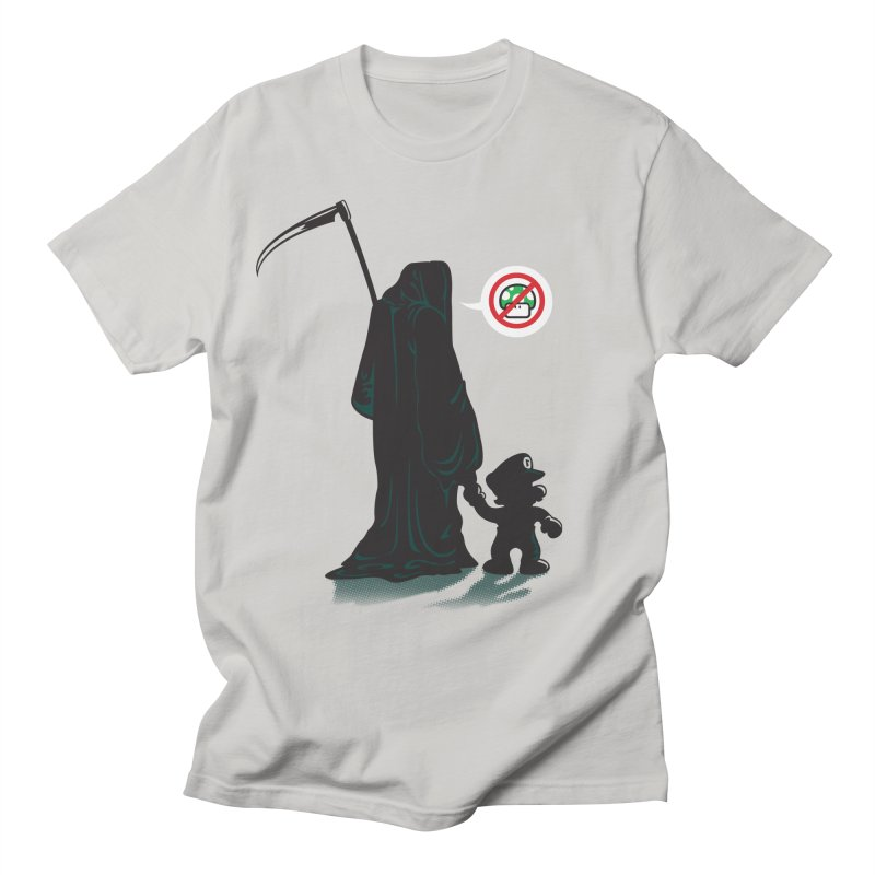 Game Over Men's T-Shirt by Red Bug's Artist Shop