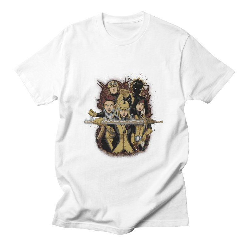 The New Mutants Men's T-Shirt by Red Bug's Artist Shop