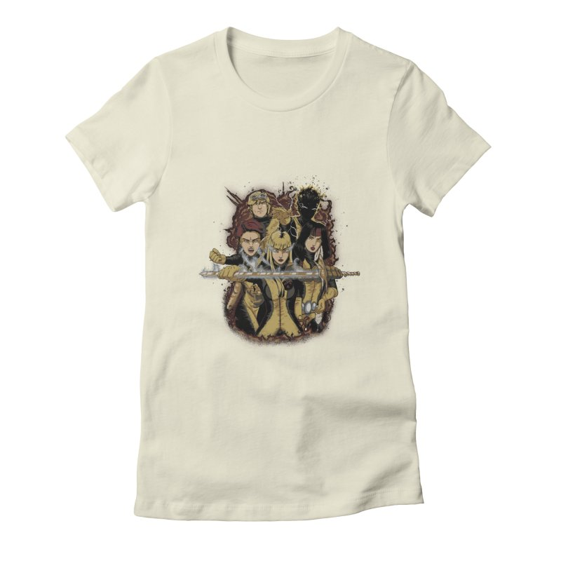 The New Mutants Women's T-Shirt by Red Bug's Artist Shop
