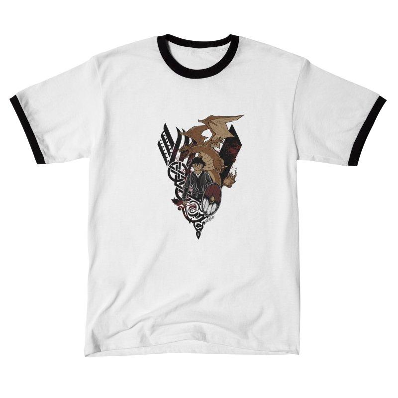 Poke Kings Men's T-Shirt by Red Bug's Artist Shop