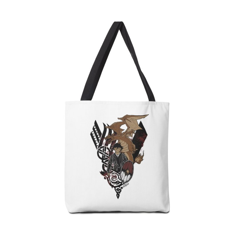 Poke Kings Accessories Bag by Red Bug's Artist Shop