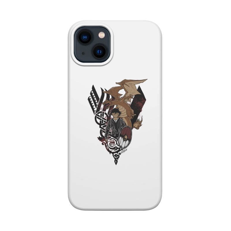 Poke Kings Accessories Phone Case by Red Bug's Artist Shop