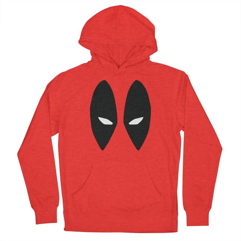 Red Merc Men's Pullover Hoody by Red Bug's Artist Shop