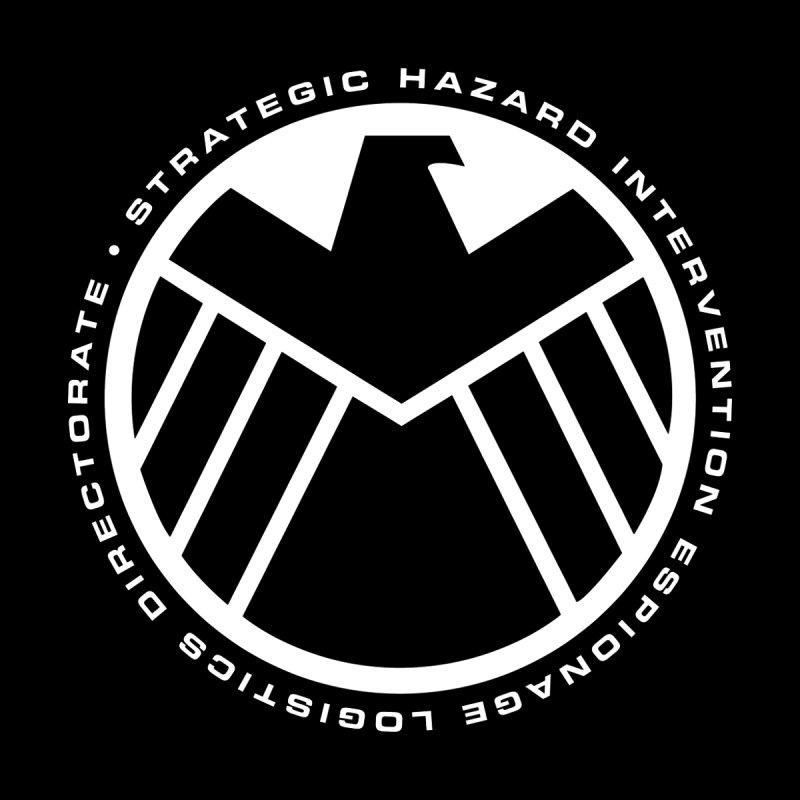 S.H.I.E.L.D Kids Baby Zip-Up Hoody by Red Bug's Artist Shop