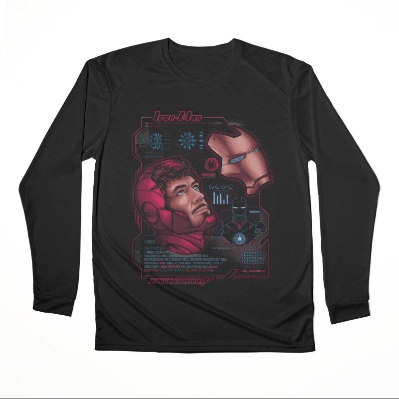 Deconstruction Women's Longsleeve T-Shirt by Red Bug's Artist Shop