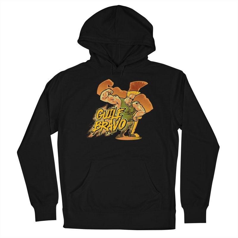 Guile Bravo Women's Pullover Hoody by Red Bug's Artist Shop