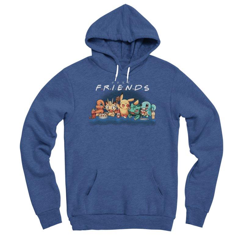 PokéFriends Women's Pullover Hoody by Red Bug's Artist Shop