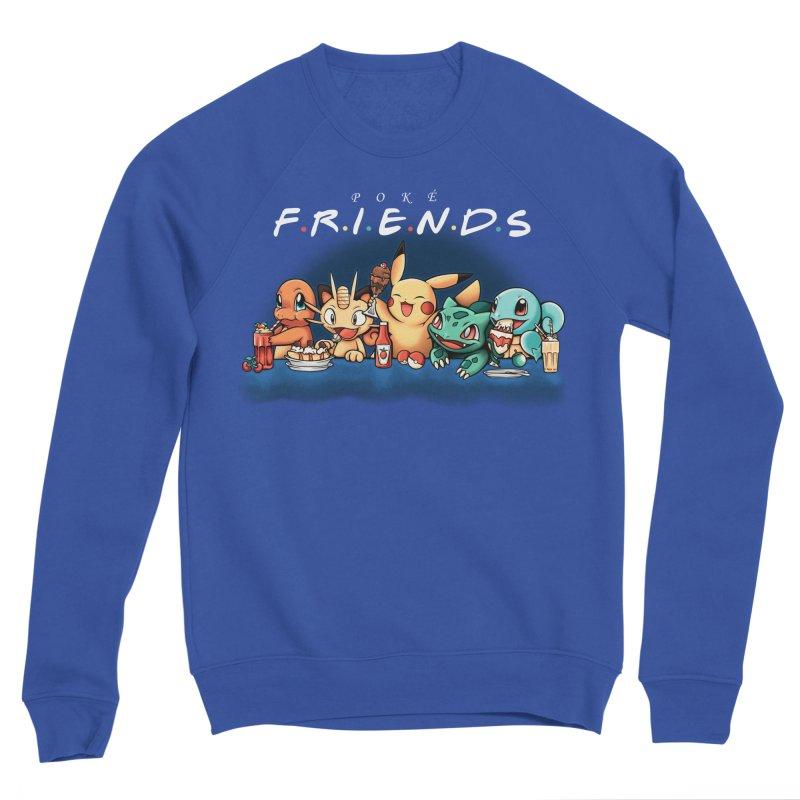 PokéFriends Women's Sweatshirt by Red Bug's Artist Shop